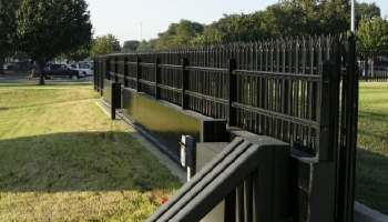 Slide Crash Gate Systems