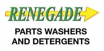Renegade Parts Washers