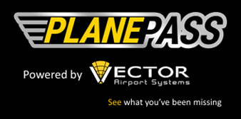PlanePass by Vector Airport Systems