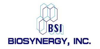 Biosynergy, Inc.