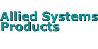 Allied Systems Products