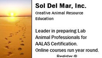 Leading the path to AALAS certification!