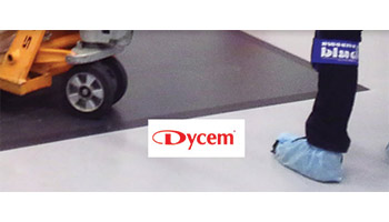 Polymeric Contamination Control mats and flooring
