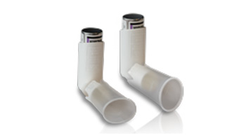 InFloCone Disposable pMDI Mouthpiece