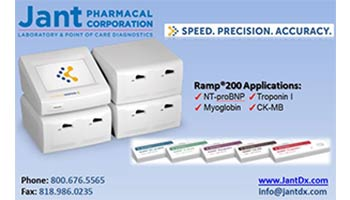RAMP 200 Response Bio Cardiac Diagnostic System Home / Rapid Point-of-Care / Cardiac Testing