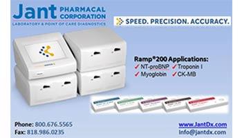 RAMP 200 Response Bio Cardiac Diagnostic System Home / Rapid Point-of-Care / Cardiac Testing