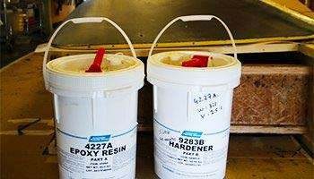 CPD 4222A Epoxy Resin System