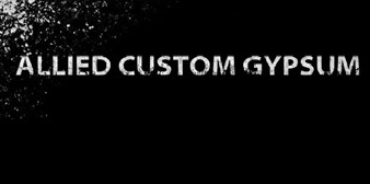 Allied Custom Gypsum