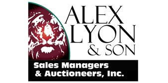 Alex Lyon & Son Sales Managers & Auctioneers, Inc.