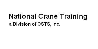 National Crane Training