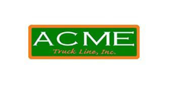 Acme Truck Line, Inc.