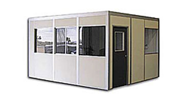 Integra 400 - Prefabricated Modular Offices and Enclosures