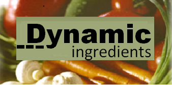 Dynamic Ingredients