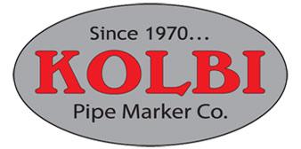 Kolbi Pipe Marker Company