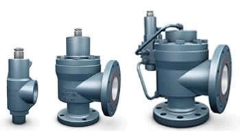 MERCER RELIEF VALVES
