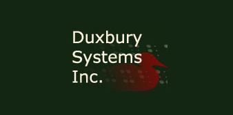 Duxbury Systems Inc.