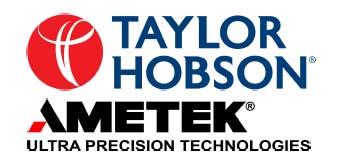 Taylor Hobson Ltd a division of AMETEK