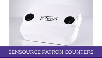 Stereo Video Patron Counter