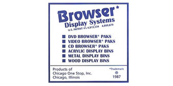 Chicago One Stop/ Browser Display
