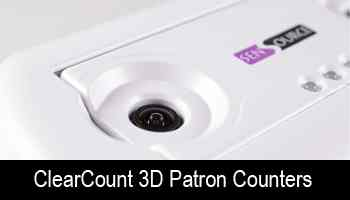 3D Video Patron Counter