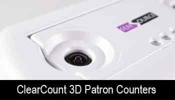 3D Video Patron Counter