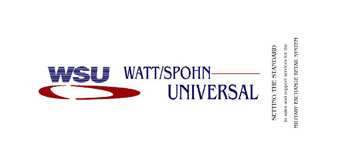 Watt Spohn Universal