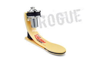 THE BEST JUST GOT BETTER - INTRODUCING THE RUSH ROGUE® FROM RUSH FOOT