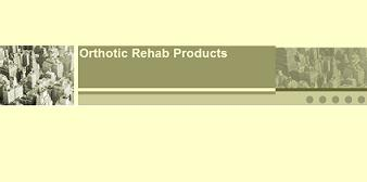Orthotic Rehab Products Inc