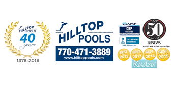 Hilltop Pools & Spas , Inc.