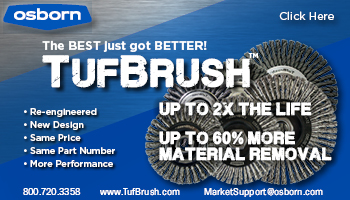 TufBrush™ The BEST just got better!
