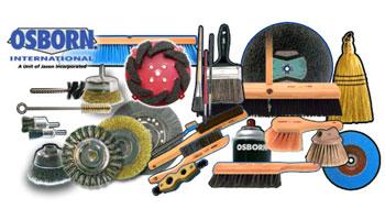 Wire Brushes, Abrasive Brushes and Maintenance Brushes