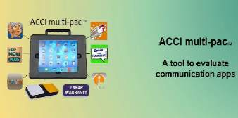 Augmentative Communication Consultants, Inc. (ACCI)