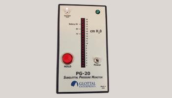 Subglottal Pressure Monitor