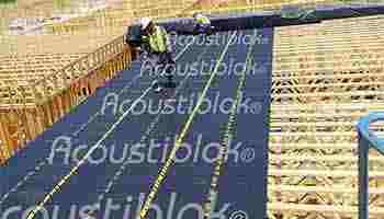 Acoustiblok Soundproofing Material