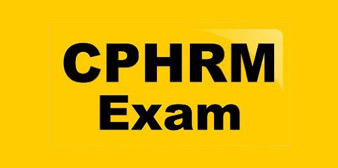 CPHRM Exam Preparation Course: On Demand