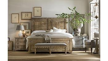 Sanctuary Bedroom by HOOKER FURNITURE