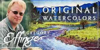 Gregory Effinger Watercolor Commissions