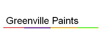 Greenville Paints