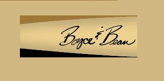 Boyce & Bean Natural Glass