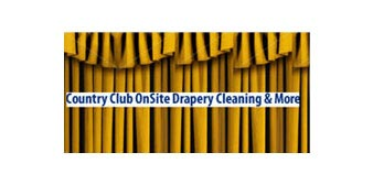 Country Club OnSite Drapery Cleaning & More