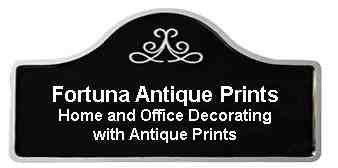 Fortuna Antique Prints