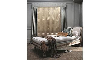 Custom Window Treatments and Bedding