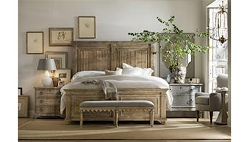 Sanctuary Bedroom by HOOKER FURNITURE