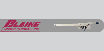 BLAINE WINDOW HARDWARE INC.