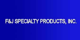 F & J SPECIALTY PRODUCTS INC.