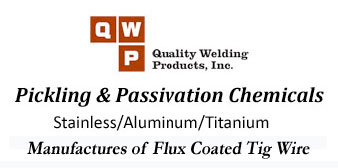 Quality Welding Products Inc