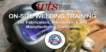 WELDING TRAINING SOLUTIONS INC