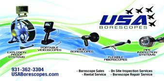 USA Borescopes