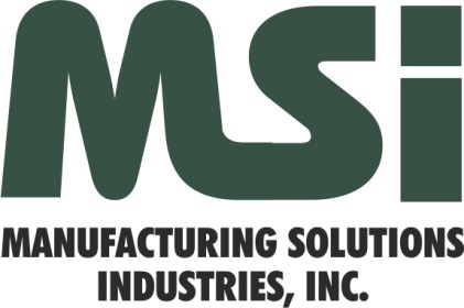 Manufacturing Solutions Industries, Inc.
