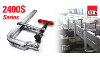 BESSEY All-Steel Clamp Series